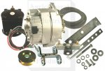 Ford 2N 9N 8N 12 Volt Conversion Kit, Front Mount Distributor